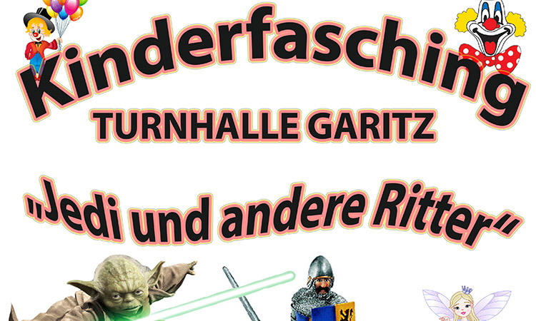 kinderfasching in garitz